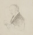Benjamin Jowett, by Sydney Prior Hall - NPG 2389