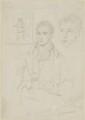 Edmund Kean, by Thomas Charles Wageman - NPG 4623