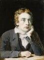 John Keats, by Joseph Severn - NPG 1605