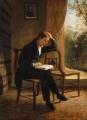 John Keats, by Joseph Severn - NPG 58