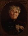 Mary Anne Keeley (née Goward), by Julia Bracewell Folkard - NPG 1558