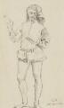 Charles Samuel Keene, by Alfred William Cooper - NPG 2771