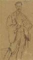 Charles Samuel Keene, by Charles Samuel Keene - NPG 2817