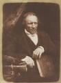 Alexander Keith, by David Octavius Hill, and  Robert Adamson - NPG P6(30)