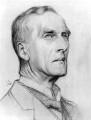 Sir Arthur Keith, by Sir William Rothenstein - NPG 4140