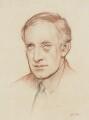 (Edward) Hilton Young, 1st Baron Kennet, by Sir William Rothenstein - NPG 4800