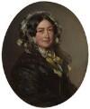 Princess Victoria, Duchess of Kent and Strathearn, reduced version by Franz Xaver Winterhalter - NPG 2554