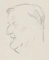 Cecil Harmsworth King, by Sir David Low - NPG 4529(193)