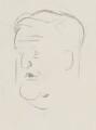 Cecil Harmsworth King, by Sir David Low - NPG 4529(194)