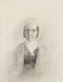Eliza King (née Young), by Elizabeth King (née Thomson) - NPG 1708(h)