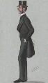 Sir Robert Nigel Fitzhardinge Kingscote, by Sir Leslie Ward - NPG 4723