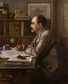 Rudyard Kipling, by Sir Philip Burne-Jones, 2nd Bt - NPG 1863