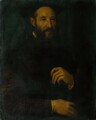 Unknown man, formerly known as John Knox, by Unknown artist - NPG 72