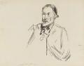 Henry du Pré Labouchère, by Sydney Prior Hall - NPG 2283