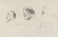 Henry du Pré Labouchère; Justin McCarthy, by Sydney Prior Hall - NPG 2284