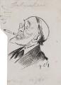 Henry du Pré Labouchère, by Sir Francis Carruthers Gould ('F.C.G.') - NPG 2848
