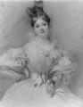 Letitia Elizabeth Landon (Mrs Maclean), by Daniel Maclise - NPG 1953