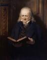 John George Landseer, by Sir Edwin Henry Landseer - NPG 1843