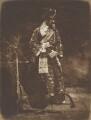 John Lane in an Indian dress, by David Octavius Hill, and  Robert Adamson - NPG P6(149)