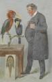 Sir (Edwin) Ray Lankester, by Sir Leslie Ward - NPG 3006