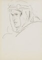 T.E. Lawrence, by Augustus Edwin John - NPG 3187