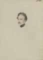Sir Austen Henry Layard, by William Brockedon - NPG 2515(103)