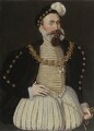 Robert Dudley, 1st Earl of Leicester, by Unknown English workshop - NPG 247
