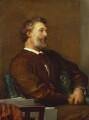 Frederic Leighton, Baron Leighton, by George Frederic Watts - NPG 1049