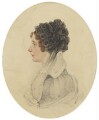Augusta Leighton (née Nash), by Edward (?) Foster - NPG 2141(d)