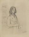 George Henry Lewes, by Anne Gliddon - NPG 1373