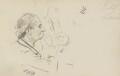 Sir George Henry Lewis, 1st Bt, by Sydney Prior Hall - NPG 2292