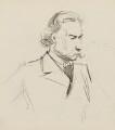 Sir George Henry Lewis, 1st Bt, by Sydney Prior Hall - NPG 2299