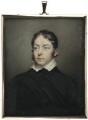 Matthew Gregory Lewis, by George Lethbridge Saunders, after  Unknown artist - NPG 2171