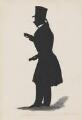 John Liston, after Augustin Edouart - NPG 3098
