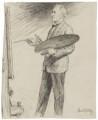 Sir (Samuel Henry) William Llewellyn, by Sir (John) Bernard Partridge - NPG 5064