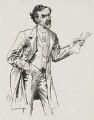 David Lloyd George, by Harry Furniss - NPG 3397