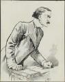 David Lloyd George, by Harry Furniss - NPG 3398