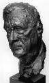 L.S. Lowry, by Samuel Tonkiss - NPG 5091