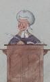 Sir Robert Lush, by Sir Leslie Ward - NPG 2730