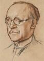 Sir Edwin Lutyens, by Sir William Rothenstein - NPG 3876
