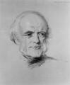 Sir Charles Lyell, 1st Bt, by George Richmond - NPG 1064