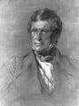 John Singleton Copley, Baron Lyndhurst, by George Richmond - NPG 2144