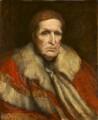 John Singleton Copley, Baron Lyndhurst, by George Frederic Watts - NPG 683