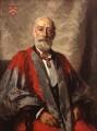 Sir Henry Churchill Maxwell Lyte, by Samuel Melton Fisher - NPG 3937