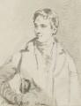 William Henry Lyttelton, 3rd Baron Lyttelton, by Sir George Hayter - NPG 883(15)