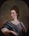Catharine Macaulay (née Sawbridge), by Robert Edge Pine - NPG 1357
