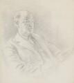 Sir Desmond MacCarthy, by Robin Craig Guthrie - NPG 3936