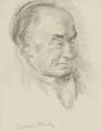 Sir Desmond MacCarthy, by Duncan Grant - NPG 4468