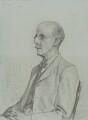 Dugald Sutherland MacColl, by Francis Dodd - NPG 4424