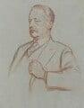 Sir Halford John Mackinder, by Sir William Rothenstein - NPG 4785
